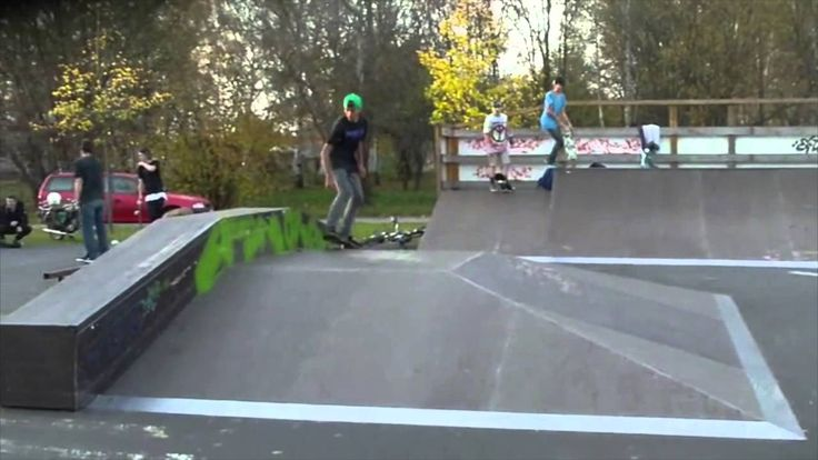 Skateboard tricks for advanced riders with our SB-2 complete skateboard ...