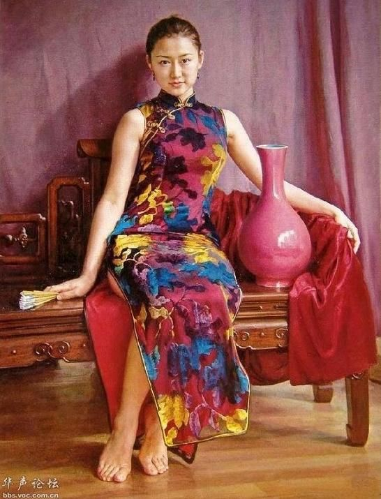 chinese-girl-painting