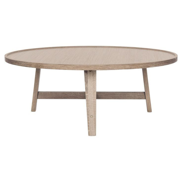 Cb2 Mid Century Coffee Table: Malone Mid-Century Coffee Table