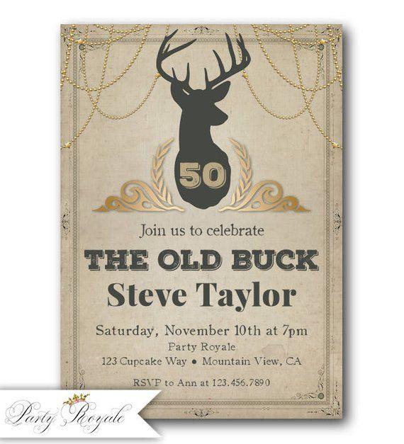 50th Birthday Invitations For Men 50th Birthday Invite Old Etsy 70th Birthday Invitations 50th Birthday Invitations 80th Birthday Invitations Mens 50th birthday invitations