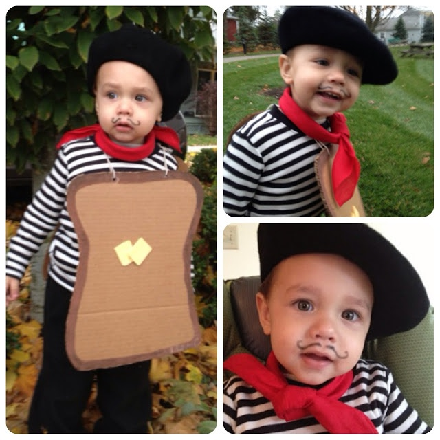 my sons french toast costume halloweencostume babycostume celebrations pinterest costumes halloween costumes and creative costumes