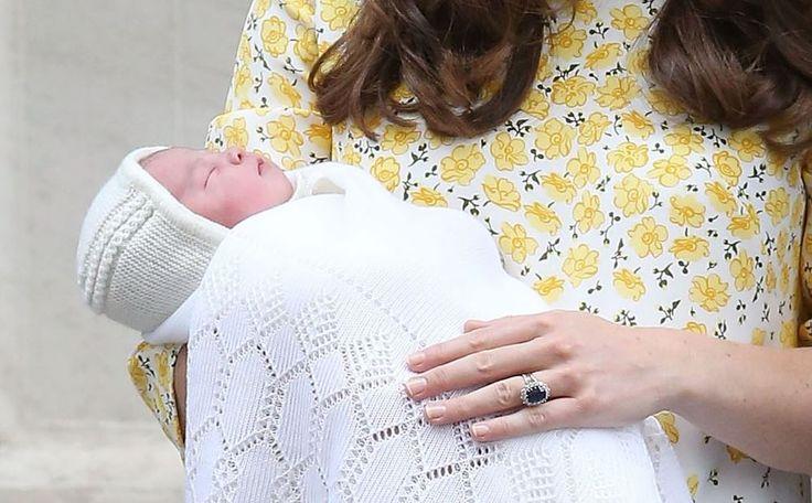 Eindelijk! De dochter van hertogin Kate en prins William heet Charlotte Elizabeth Diana.
