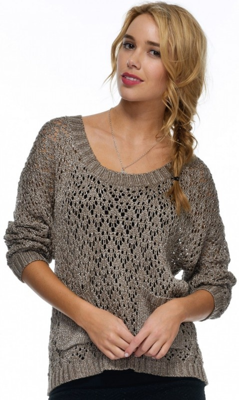 Lillian Pocket Knit by Sass Now: $75.95