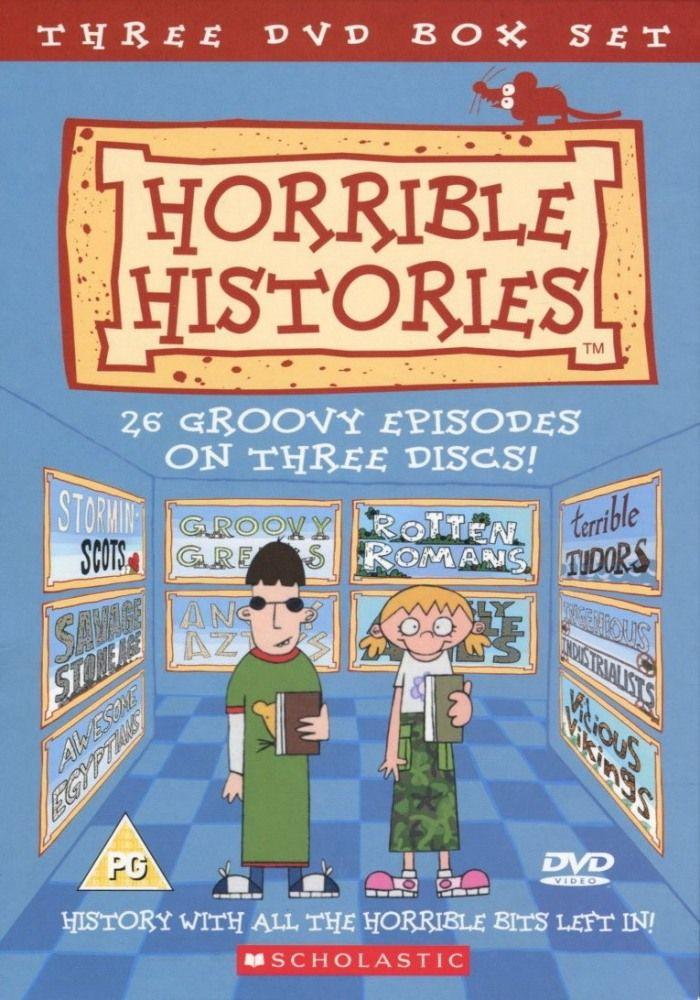 Ужасные истории (Horrible Histories)