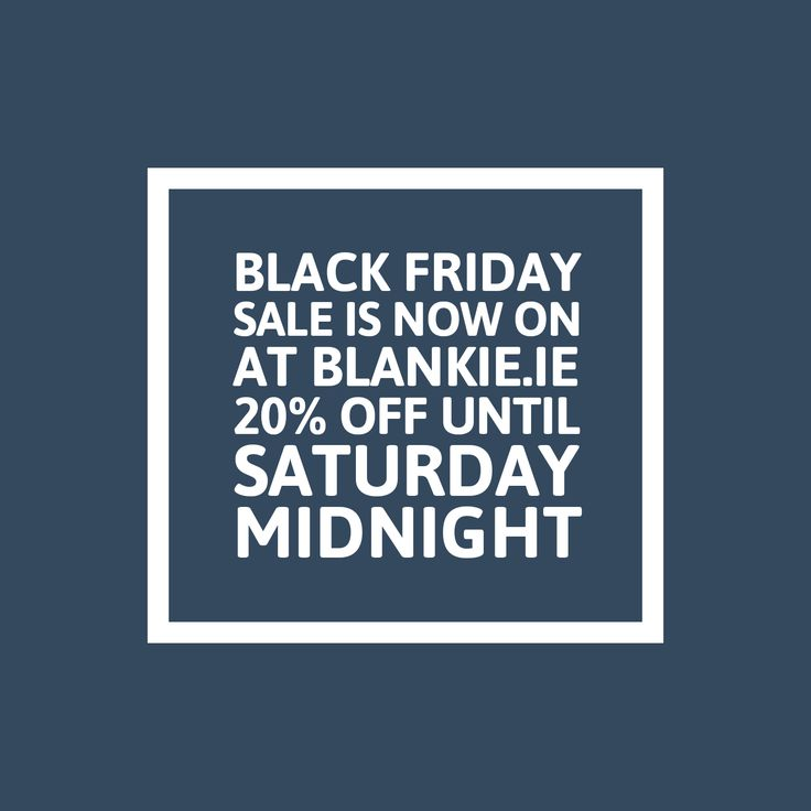 Quick ! 20% off from now until midnight Saturday! #blankiesale