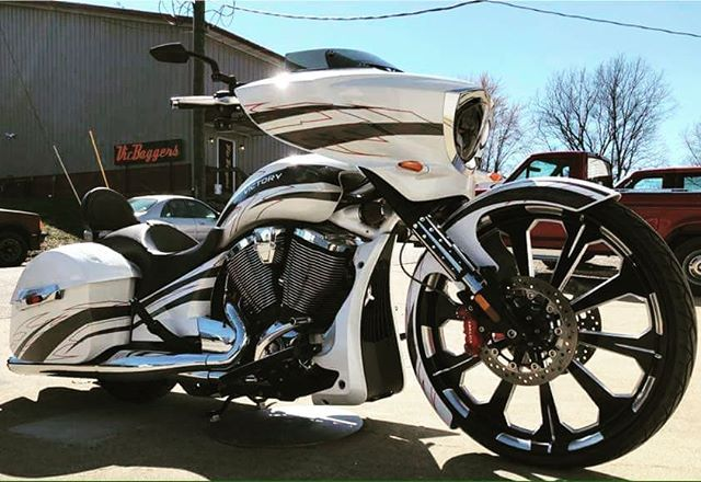 Victory Bagger Motorcycles Victory Cross Country Victory