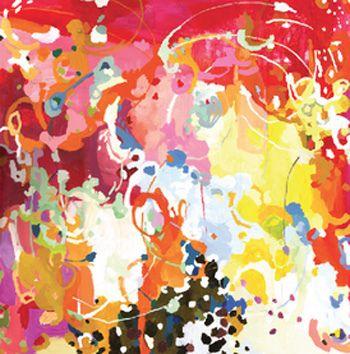 Michelle Armas: Antonia Prints, Canvas Prints, Michele Armas, Abstract Art, Michelle Armas, Living Room, Bohemian Bedrooms, Painting, Bright Colors