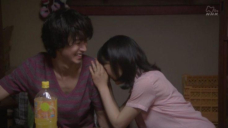 "Kento Yamazaki x Tao Tsuchiya, J drama ""Mare"", 2015"