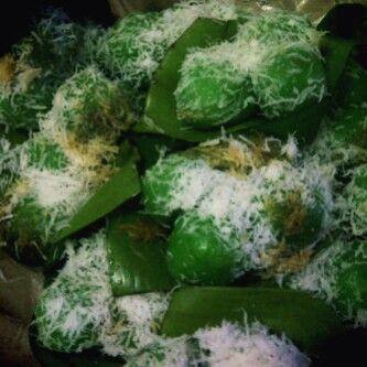 Jajanan, Kue Klepon, Kue Tradisional Indonesia