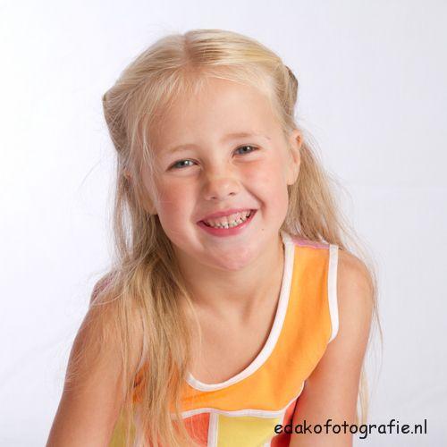 Fotoreportage 2 meisjes - fotoshoot kinderen - Edako Fotografie