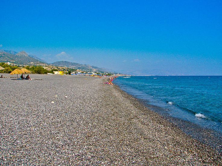File:Long Beach in Koutsounari, Ierapetra, Crete, Greece.jpg