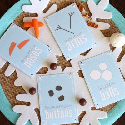 Printables for frozen theme party treats