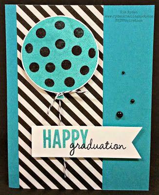 Stylin' Stampin' INKspiration: Congratulations Grad