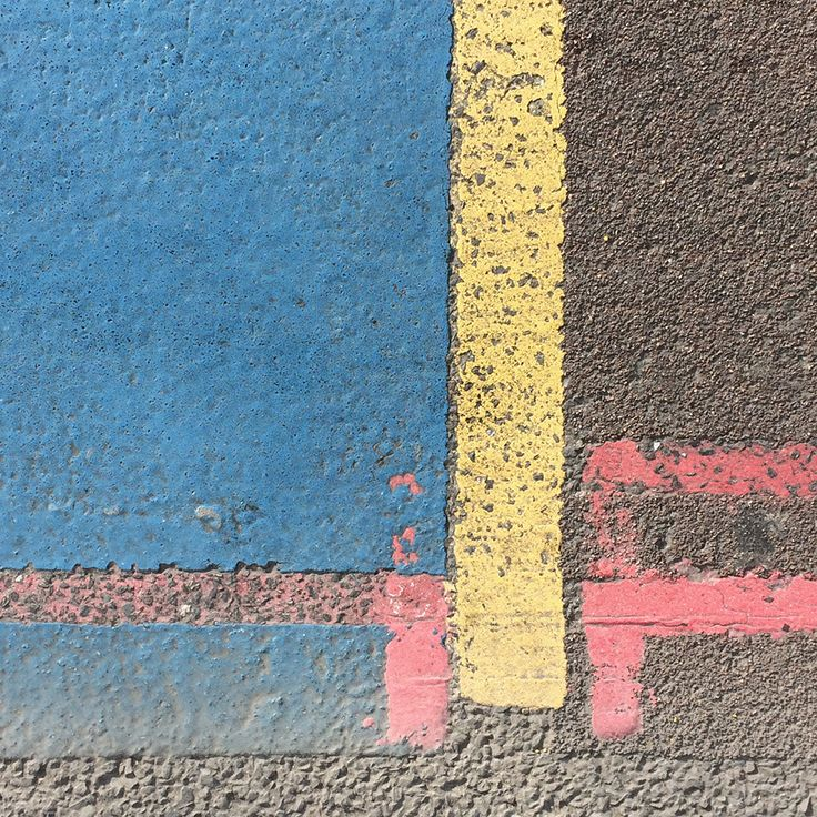 Road block, by presentandcorrect