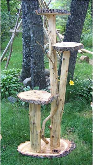 Doug Degriselles: Rustic Furniture is a Natural Fit   Woodworking   Blogs   Videos  Free Project Plans   How To