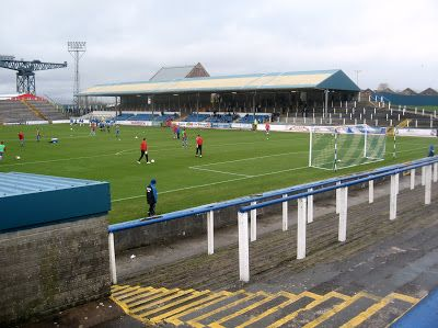 CAPPIELOW-PARK GREENOCK MORTON