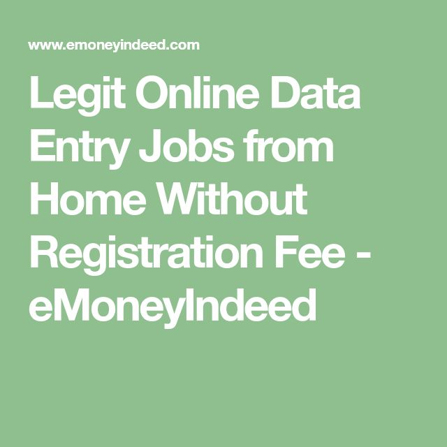 Best 25+ Online data entry ideas on Pinterest Typing jobs from - clerical tasks