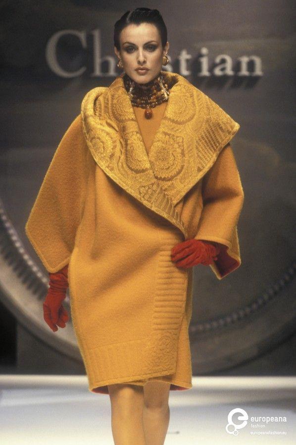 Christian Dior, Autumn-Winter 1993, Couture on www.europeanafashion.eu