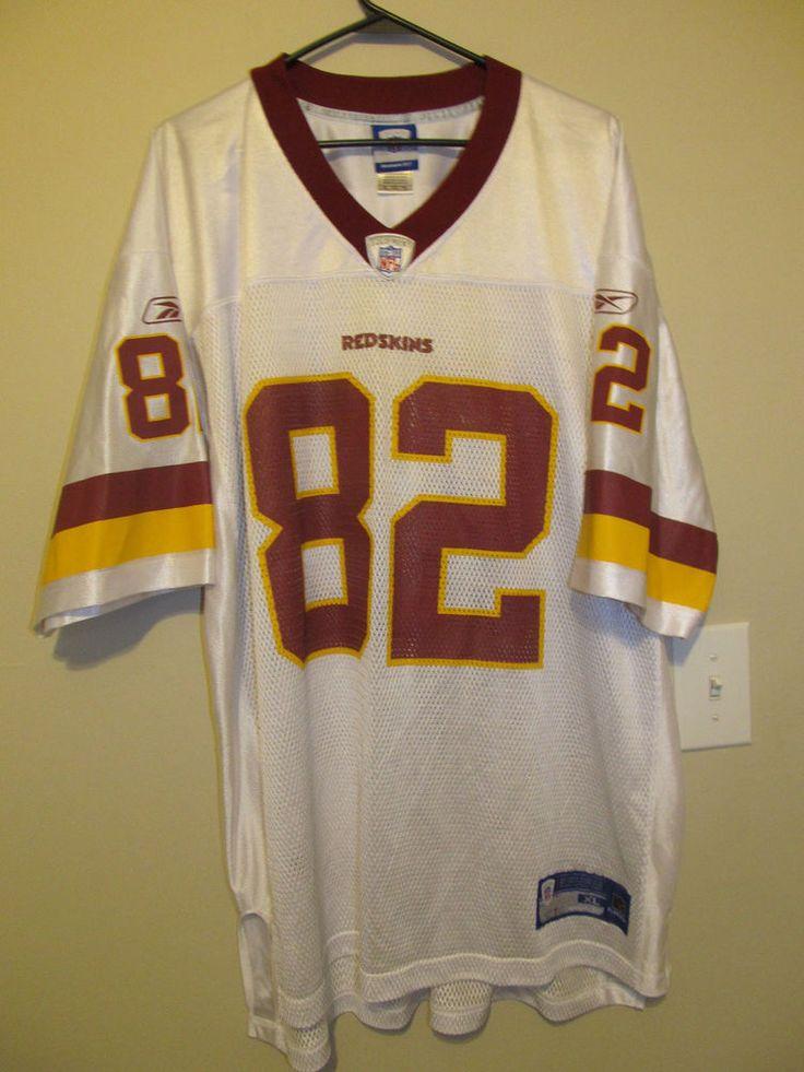 Antwaan Randle El - Washington Redskins jersey - Reebok Adult XL #Reebok #WashingtonRedskins