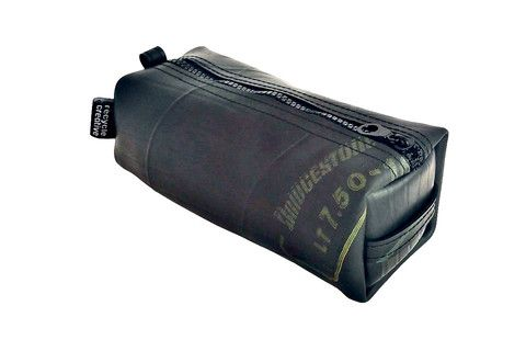 "Recycle Creative - Recycled Inner Tube - ""LT7.50"" Truck Tube Pouch"