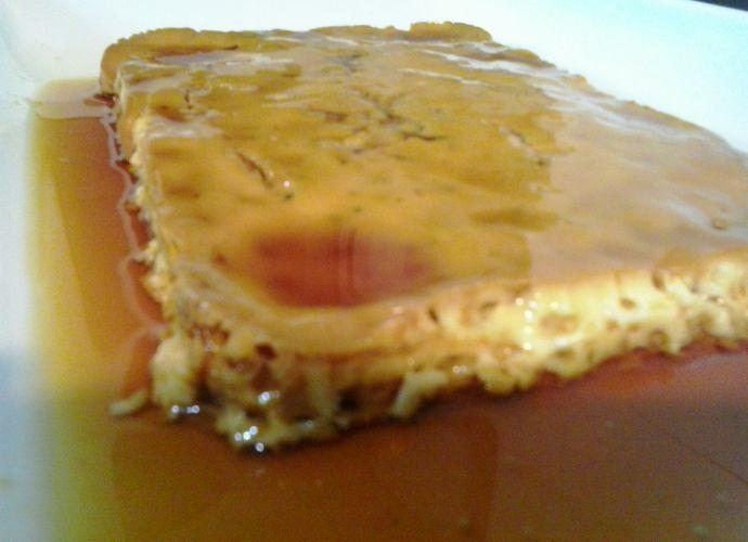 Flan dulce de leche condensada para #Mycook http://www.mycook.es/receta/flan-dulce-de-leche-condensada