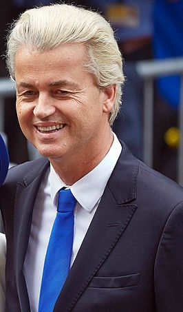 Geert Wilders   #idolenkaarten www.vivier.nl