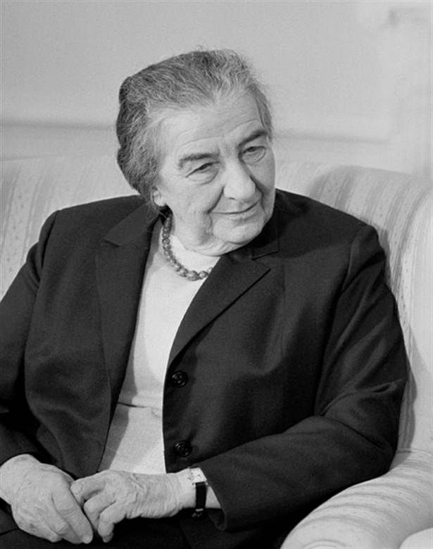 26. Golda Meir