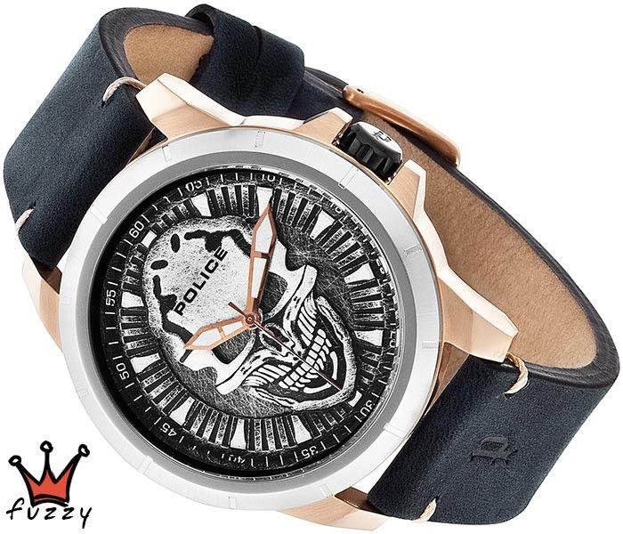 POLICE ανδρικό ρολόι (14385JSRS-57)