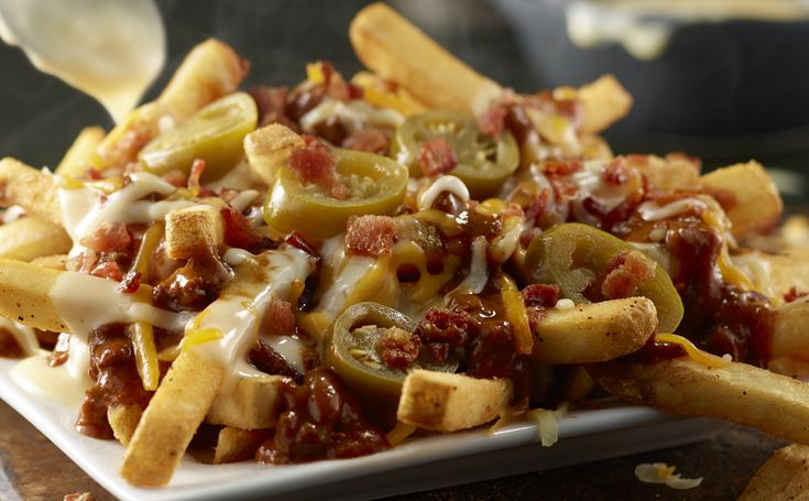 Chili Cheese Fries | Lunch & Dinner Menu | LongHorn Steakhouse