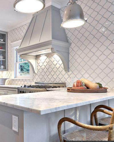 17 tempting tile backsplash ideas for behind the stove home rh pinterest com