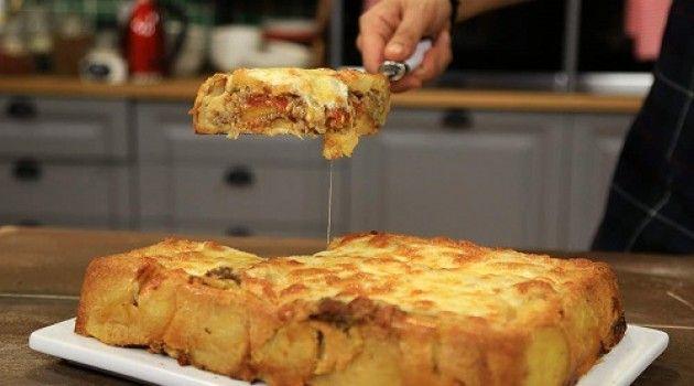 Arda'nın Mutfağı Patates Lazanya Tarifi 27.01.2018