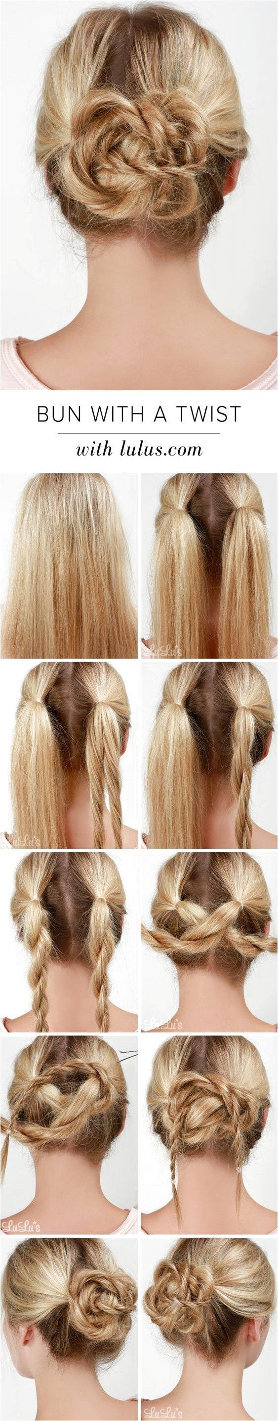 Get Gorgeous Hair With These Easy Step by Step Hair ...