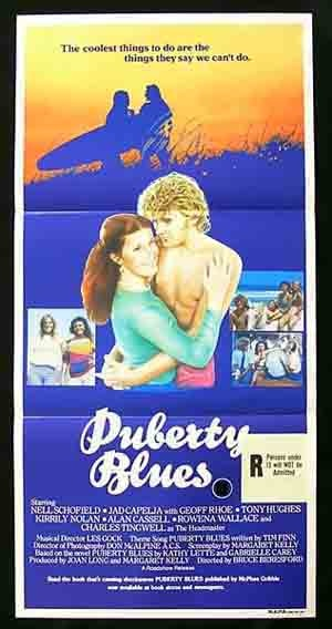 Puberty Blues - Underage sex, junk food and surf in late '70s Sydney. It was a scandal!
