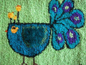 Deanne Fitzpatrick Rug Hooking | Http://blog.hookingrugs.com/2012