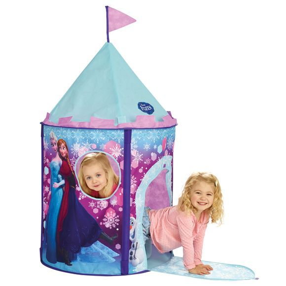 Disney Frost - Is slottet - Legetelt
