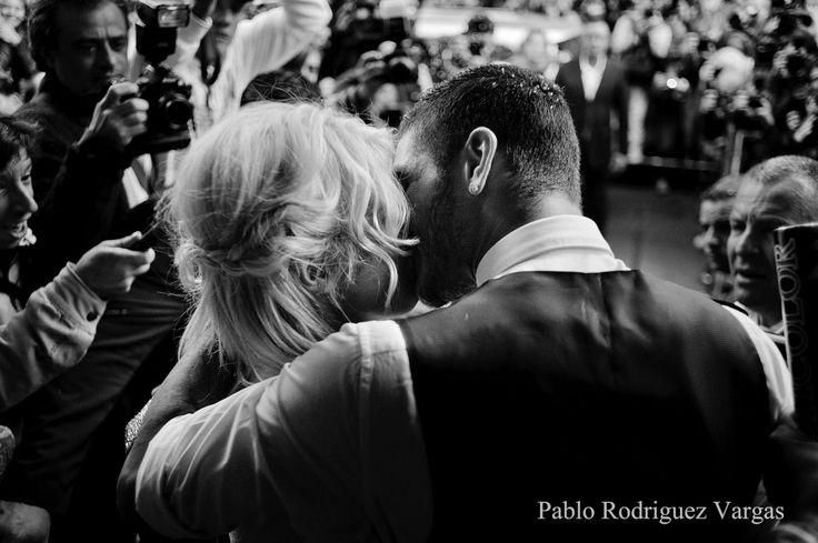 Wanda y Mauro eligieron ANGRY TOAST para su casamiento - El civil