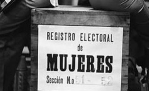 Algargos, Historia de España: EL SUFRAGIO FEMENINO EN ESPAÑA DURANTE LA SEGUNDA REPÚBLICA
