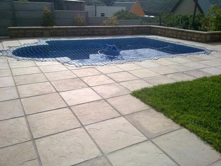 Swimming Pool Paving Sky Is The Limit Construction