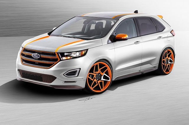 Cars Tuning Music: Ford Edge Tuning