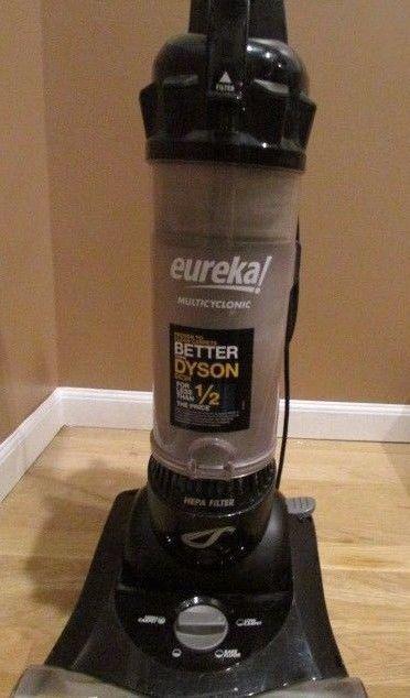 Eureka Multicyclone Airspeed All Floor Vacuum with Hepa Filter #Eureka #vacuum #hepa #allfloor #12amp #dandeepop Find me at dandeepop.com