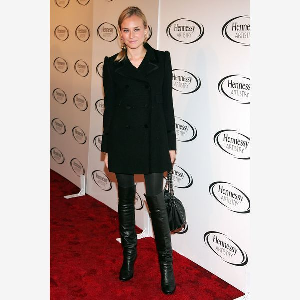 Winter-proof yourself like Diane Kruger http://goo.gl/ic9mpf