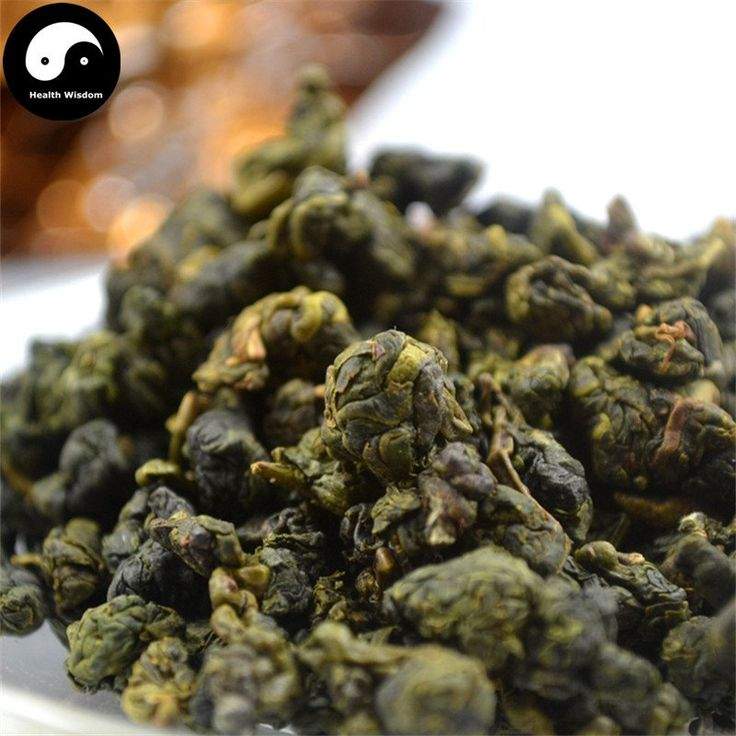 Jinxuan Milk Oolong 奶香乌龙 Taiwan Wu Long Tea