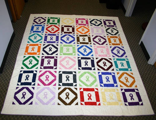 25 best images about Sew Insane Ribbon quilt on Pinterest