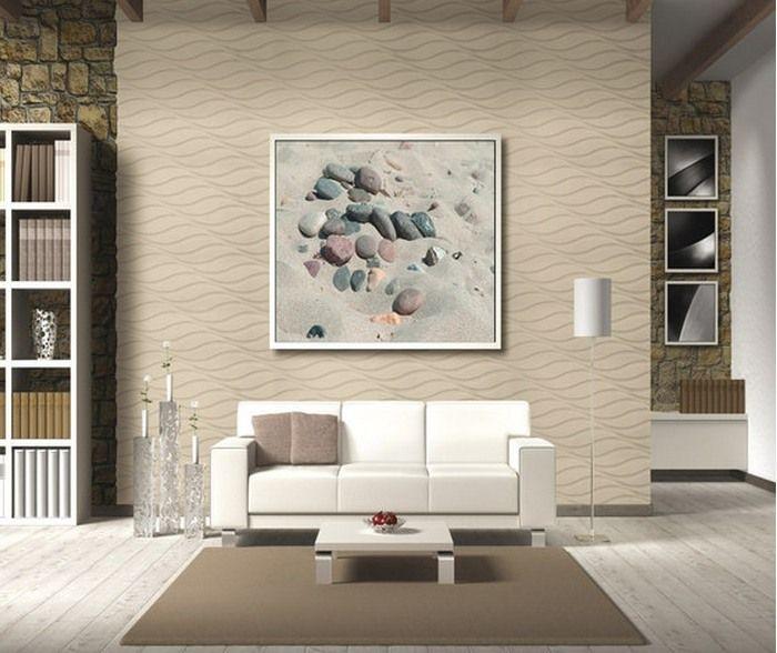 die besten 25 wandgestaltung 3d paneele ideen auf. Black Bedroom Furniture Sets. Home Design Ideas