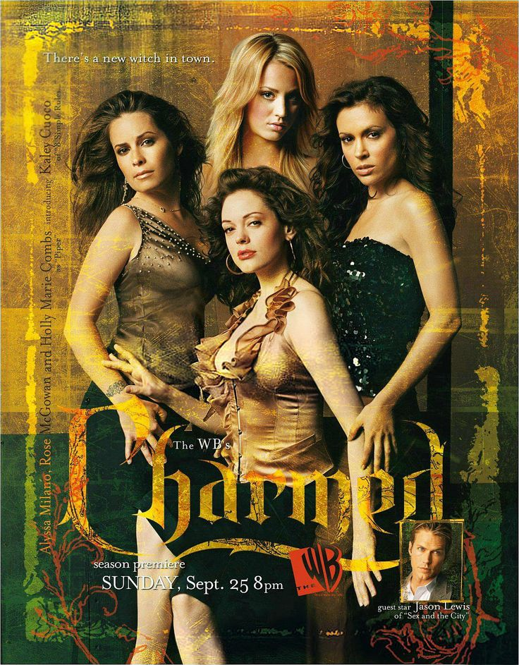 charmed my favorite tv show Join 10mm+ tv lovers and start tracking  oh yeah so scared to ruin one of my favorite series of all time  i mean, charmed was my fave show back when i was a .