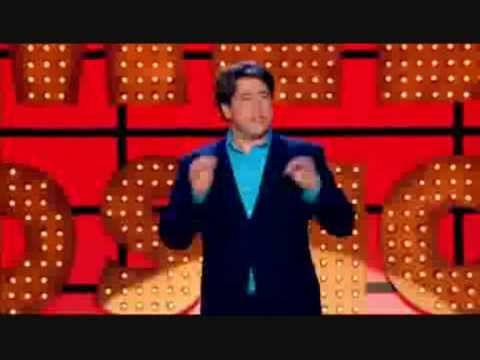 Michael Mcintyre on holidays and tripadvisor