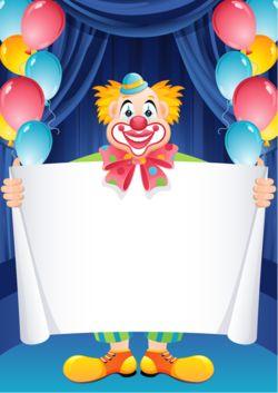 Dessins Clown