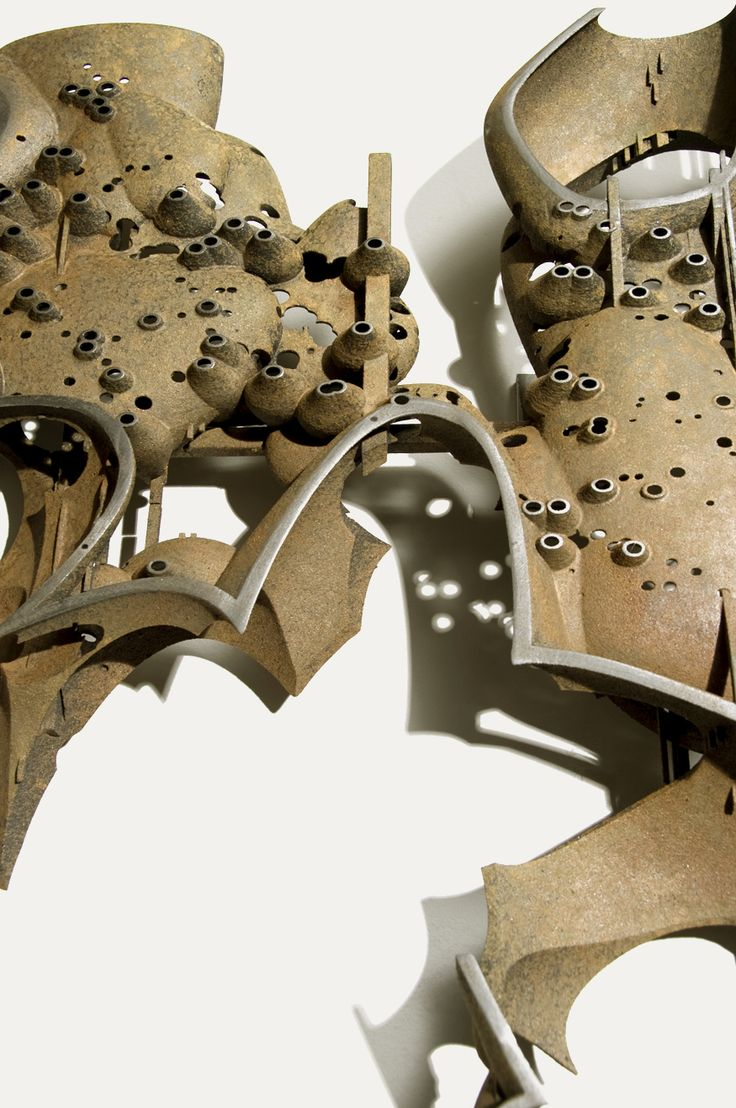 Morphosis Model Bjorn Buckley: Morphosis Architects, Arch