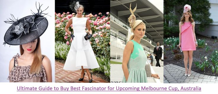 Ultimate Guide to Buy Best #Fascinator for Upcoming #MelbourneCup, #Australia