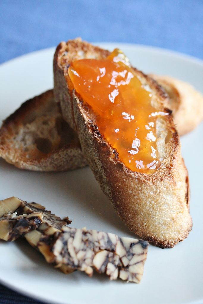 When Come Back, Bring Jam - Golden Spiced Plum Jam - Crumb: A Food Blog   Made 4 batches, Aug 2014. So delicious!!
